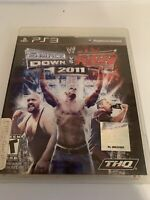 WWE SmackDown vs. Raw 2011 Sony PlayStation 3, 2010 Complete