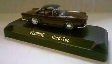 SOLIDO 1:43 DIE CAST AUTO RENAULT FLORIDE HARD TOP MARRONE ART 7711147217