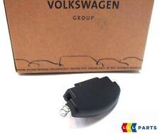 NEW GENUINE VW BEETLE BORA GOLF PASSAT POLO ARMREST COVER BLACK PUSH BUTTON