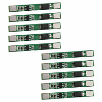 10 x 3.7V 3A Lithium Battery 18650 Over Charge Discharge Protection Board Module