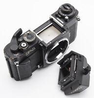 Canon F-1 F1 neues Modell new Model Spiegelreflexkamera Gehäuse Body Kamera