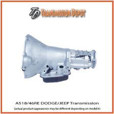 1998 Dodge Ram 1500 46RE Transmission Stage 1 4x4