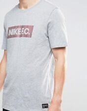 SZ XL 🆕🔥 Nike Men's F.C. Color Soccer Messi Block T-Shirt Tee Gray 805521-063