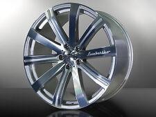 Lombartho SFP 22 Zoll Alufelgen Sommerräder Audi Q7 VW Touareg Porsche Cayenne