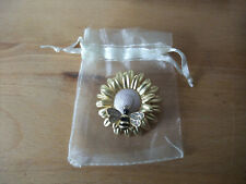Bee - New in Box Museum Selection Brooch Sunflower with