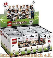 71014 LEGO® Display DVB Die Mannschaft mit 60 Figuren ungeöffnet versiegelt NEU