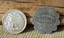 "ca 1900s MORDEN MANITOBA CANADA (nr ND, US border)  ""TOBIAS"" DRY GOODS  $1 TOKEN"