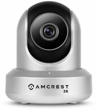 Amcrest UltraHD 2K (3MP/2304TVL) WiFi Video Security IP Camera IP3M-941S