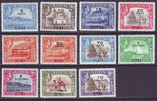 Aden 1951 SC 36-46 MH Set