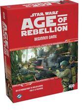 Star Wars jeu de rôle-Age Of Rebellion-Débutant jeu