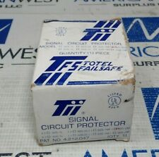 TII 325-2M SIGNAL CIRCUIT PROTECTOR NEW