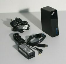 LENOVO ThinkPad Basic USB 3.0 Dock DL3700-ESS Station Accueil TELETRAVAIL