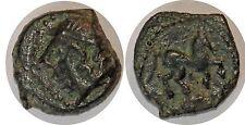 CARNUTES Bronze au CHEVAL et au sanglier DT.2605