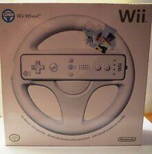 Nintendo Wii Wheel (RVLAHA) - White
