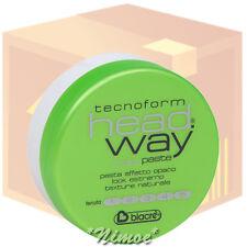 Matt Paste box 12 pcs x 125ml head.way Tecnoform Biacrè ® finish matt effect