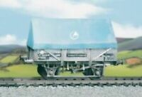 Ratio 542 OO Gauge BR China Clay Hood Wagon Kit