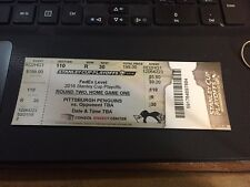2016 PITTSBURGH PENGUINS VS WASHINGTON CAPITALS TICKET STUB PLAYOFFS GAME 3