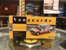 Vanguards 1988 Vauxhall Nova 1.3 Sport RAC Rally 1/43 MIB Ltd Ed VA11403