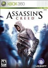 Assassin's Creed (Microsoft Xbox 360, 2007)