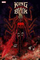 🔥🔥 KING IN BLACK #1 (MARVEL,2020,CATES)   1:25 SUPERLOG VARIANT COVER  🔥🔥