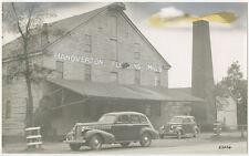 HANOVERTON OHIO FLOORING OLD MILL 8X10 VINTAGE PHOTO REPRINT ONLY