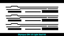 【NEW】Light Seal Kit(3sets)  Olympus OM-10 from Japan 794S