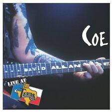 David Allan Coe - Live at Billy Bob's Texas [New CD]