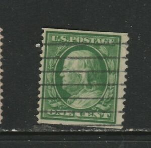 UNITED STATES COILS  #352  FRANKLIN  USED
