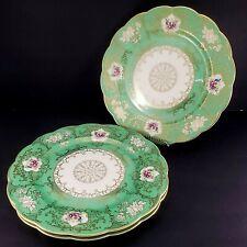 Vintage Dinnerware Replacement 1968 Royal Bayreuth Bavaria 3 Lrge Plates 11 Inch