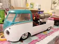 Coming soon..Tamiya 1/10 M08 VW Type II Pickup Body w/ Kingtech K30 3kg Turbine
