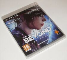 BEYOND TWO SOULS BRAND NEW & FACTORY SEALED PLAYSTATION 3 PS3