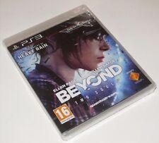 Más allá de dos almas totalmente nuevo y sellado de fábrica Playstation 3 PS3