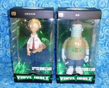 Shaun of the Dead Vinyl Idolz Large Figures of Shaun and Ed Brand New MISP