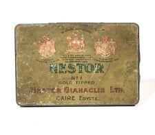 New listing Antique Egyptian Cigarette Case, Nestor Gianaclis Ltd., Cairo, Late 19th century
