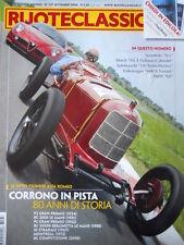 Ruoteclassiche n°237 2008 Le 8 Cilindri Alfa Romeo 80 anni di storia [P50]