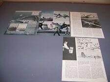 VINTAGE..GRUMMAN S-2E TRACKER HISTORY..HISTORY/PHOTOS/DETAILS..RARE! (29M)