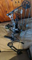 "RH New Bear Bounty 23.5-27"" 40-50# RH Compound Bow loaded package!! New!! Wow!!"