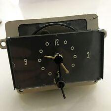 Motocron Automotive Clock Model D-608 G1 12 Volt