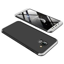Hülle Samsung Galaxy A6 2018 Schutzhülle Handy Tasche Hard Case Back Cover Si