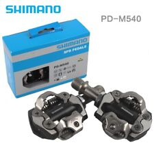 Shimano PD M540 SPD Clipless Bicycle pedal MTB XC Mountain bike Pedals w Cleats