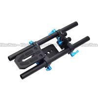 Fotga DP500II 15mm Rail Rod System Rig Baseplate Mount for Follow Focus Mattebox