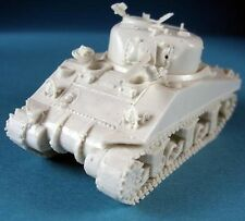 Milicast BB062 1/76 Resin WWII British Sherman I (M4 - Early)