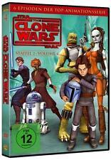 Star Wars - The Clone Wars - Staffel 2.4 (2011) NEU / DVD #17851