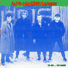 Anti-Nowhere League - We Are...The League 200G LP REISSUE NEW LIMITED EDITION