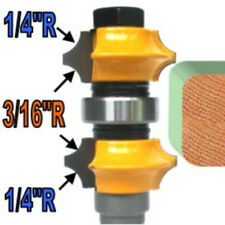 """1 pc 1/2"""" SH Variable Double Corner Round Assembly Router Bit GSA"""