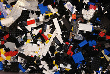 LEGO 200+ pieces from HUGE LOT- Used- Good, Clean, condition! 3/4 lb + 1 Minifig