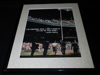 Mickey Mantle Roger Maris 1961 Yankees Framed 11x14 Photo Display