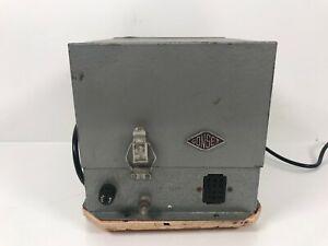 Gonset 3201 Modulator/Power supply