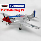 Dynam P-51 Mustang V2 Fred Glover 1200mm Wingspan - PNP