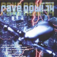 Rave Now! 14 (1999) Mauro Picotto, G Punkt, Testpressing, Kaylab, Sq1.. [2 CD]